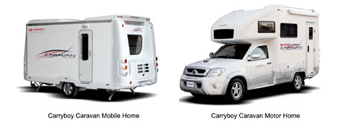 carryboy philippines to launch caravan homes teamasia rh teamasia com