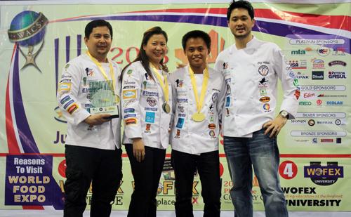 Filipino Chefs