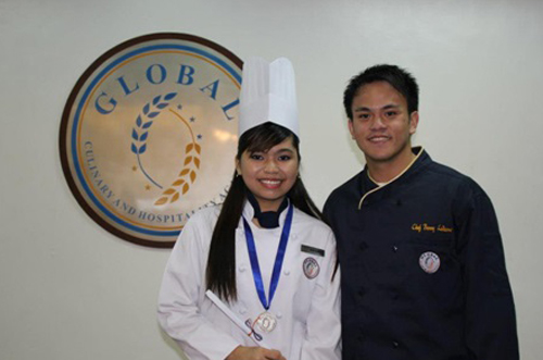Chef Angelica Rañeses