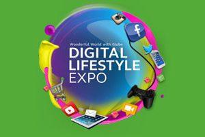 Wonderful World with Globe: Digital Lifestyle Expo