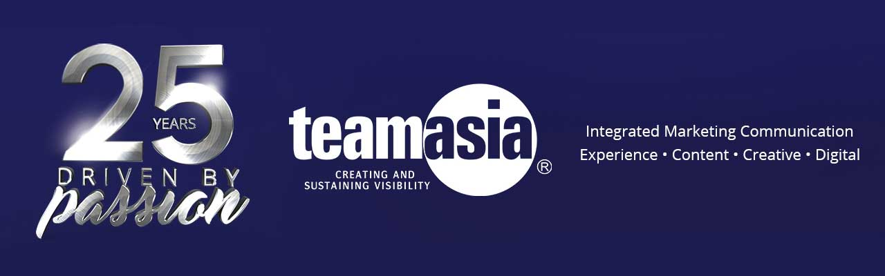 TeamAsia, Integrated marketing communication agency philippines, 25 years